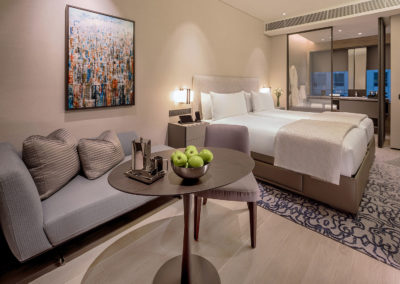 Oakwood Premier OUE Singapore Studio Apartment