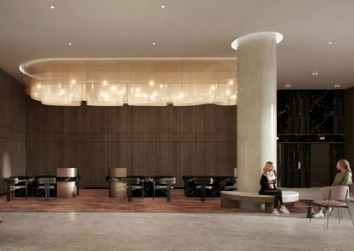 Lobby Yarra Hotel Group